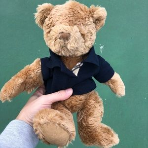 2010 Burberry Fragrances Teddy Bear